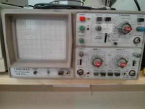 Analog-Oszilloskop