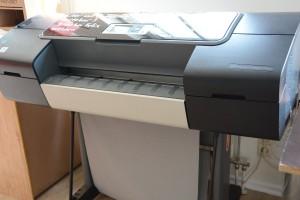 HP LFP Drucker